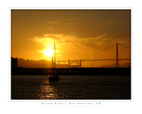 Golden Sunset - SF