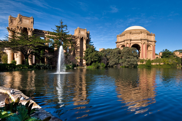 Palace of Fine Arts_HDR